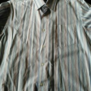 Mens long sleeve shirts Metro Exchange and Mereno